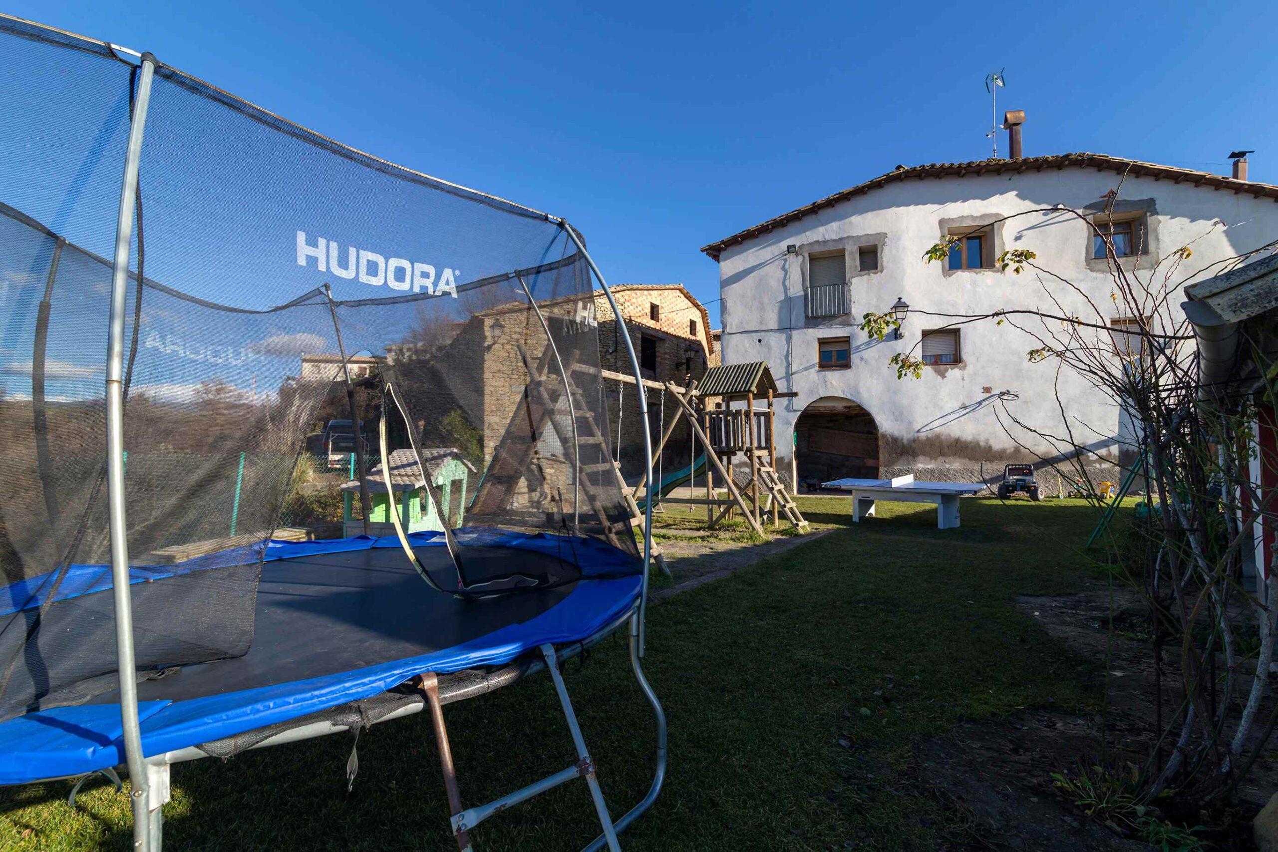 Casa Rural con piscina en Huesca casa Frances