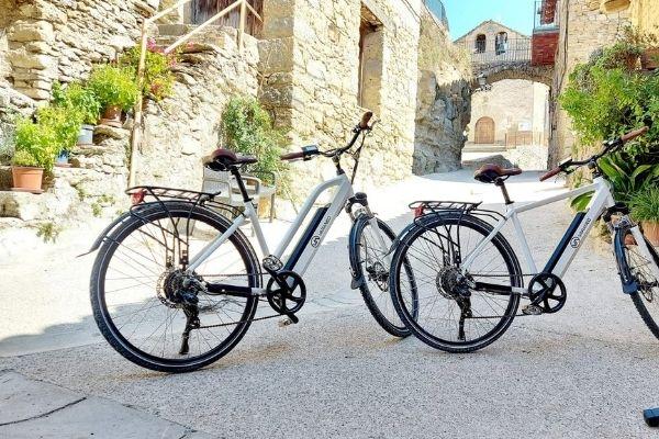 casa rural en graus huesca alquiler de bici eléctrica