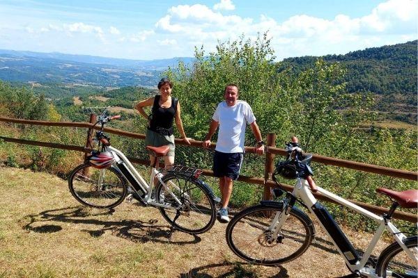 casa rural graus alquiler de bici eléctrica